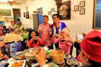 45慶功宴